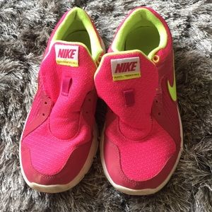 Great condition Nike 4Y tennis shoes